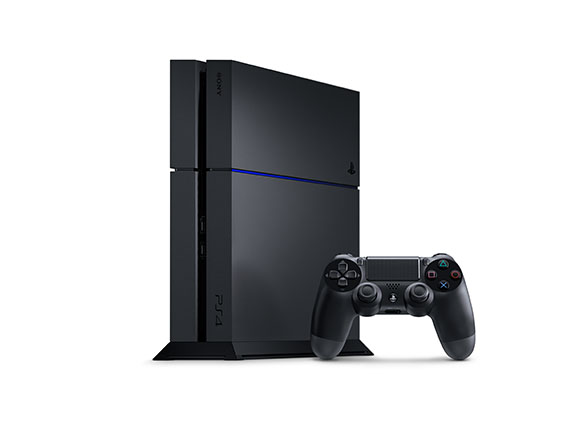 PlayStation®4 �W�F�b�g�E�u���b�N 500GB