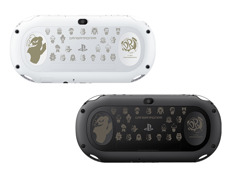 PlayStation®Vita ×ニューダンガンロンパV3 Limited Edition