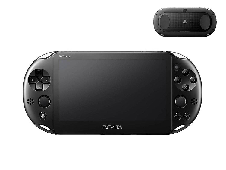 PlayStation®Vita Wi-Fiモデル ブラック