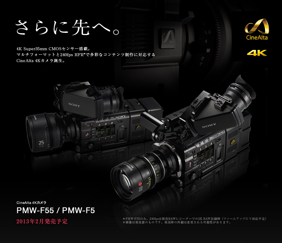 PMW-F55