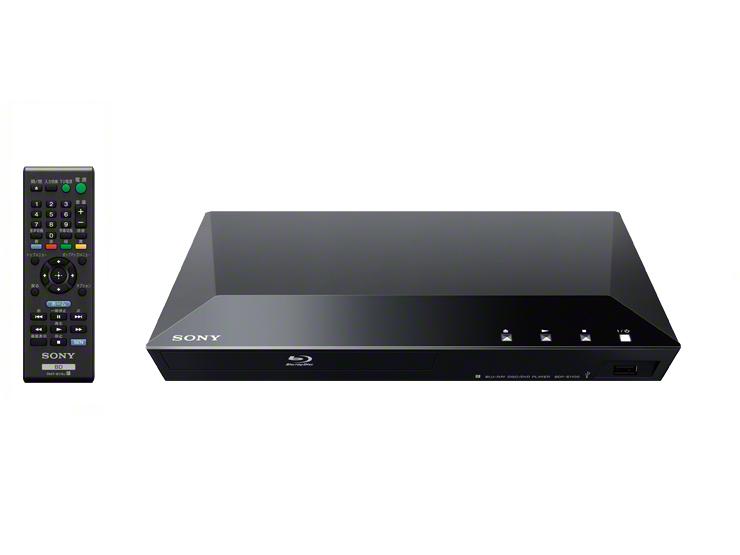 ブルーレイディスク/DVDプレーヤーBDP-S1100
