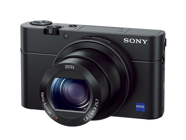 デジタルスチルカメラ DSC-RX100M3