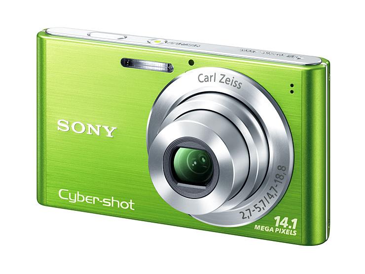Sony cyber shot dsc-w320