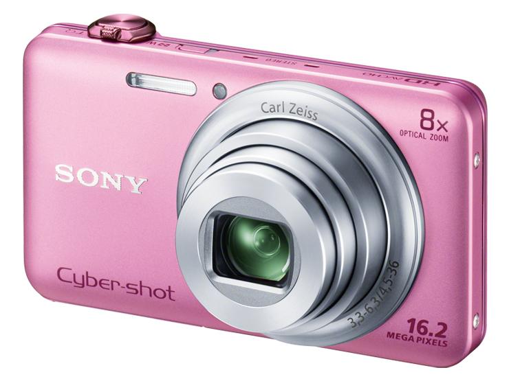 (P)ピンク DSC-WX60 商品の写真 | デジタルスチルカメラ Cyber-shot サイ