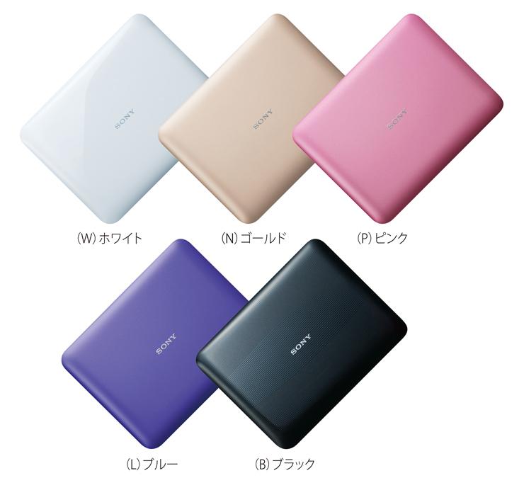 (P) (ピンク) ソニー ポータブルDVDプレーヤー (送料無料) DVP‐FX780