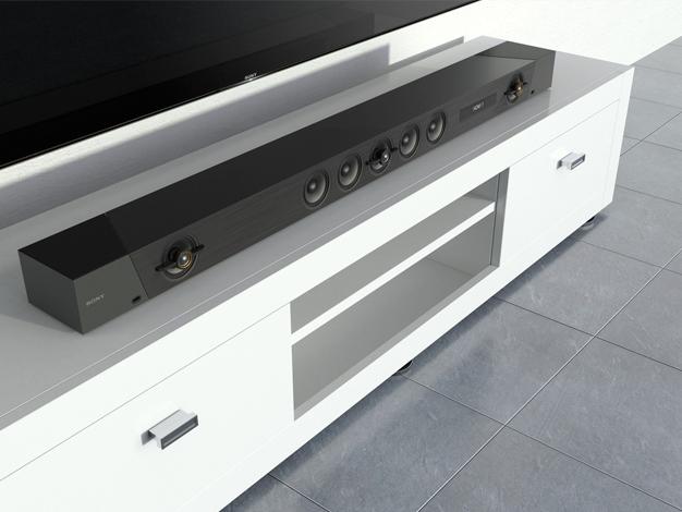 SONY HT-ST5000の設置イメージ
