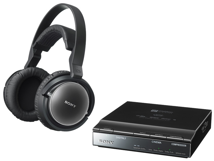 Vendo excelente fone Sony MDR-DS7100. R$400,00 MDR-DS7100