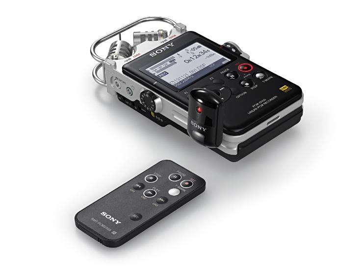 Sony Pcm D100