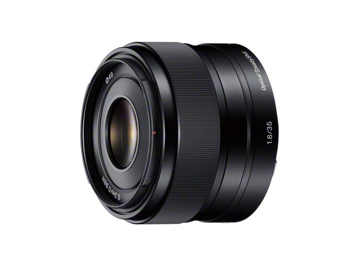 E 35mm F1.8 OSS