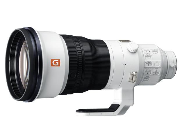 FE 400mm F2.8 GM OSS+ 1.4X Teleconverter