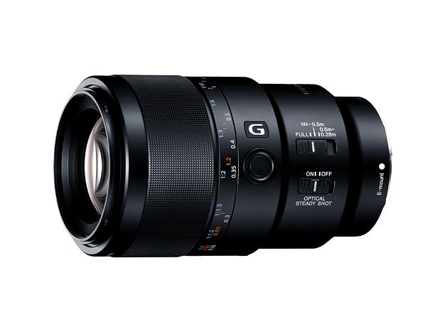 FE 90mm F2.8 Macro G OSS [SEL90M28G]