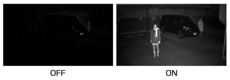 Инфракрасная камера видеонаблюдения своими руками