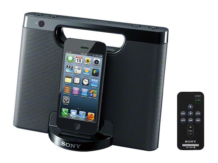 832f65dc8e コンセントがない場所でもiPod/iPhone の音楽を楽しめる(Lightningコネクタ対応) ※ iPhoneは別売です