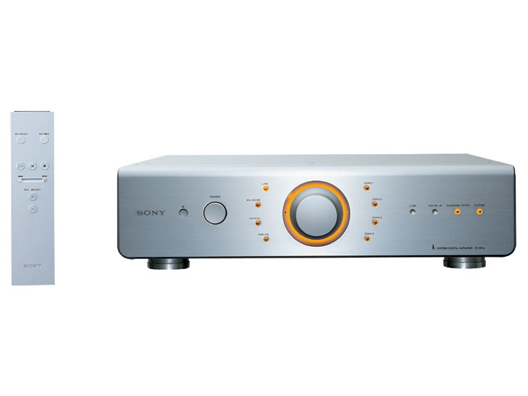 S master digital amplifier review