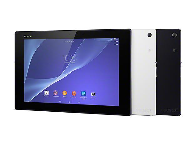「Xperia(TM) TabletXperia(TM) Z2 Tablet」の画像検索結果
