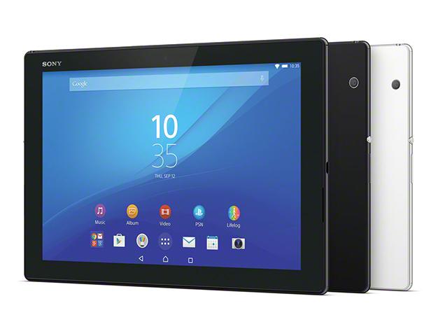 Xperia Z4 Tablet (docomo>SO-05G,au>SOT31,Wifiモデル) Snapdragon 810 MSM8994 2.0GHz 8コア