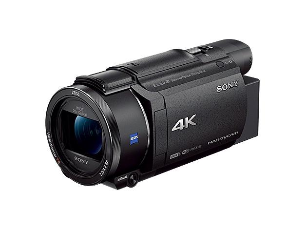 Sony デジタル4Kビデオカメラレコーダー FDR-AX60
