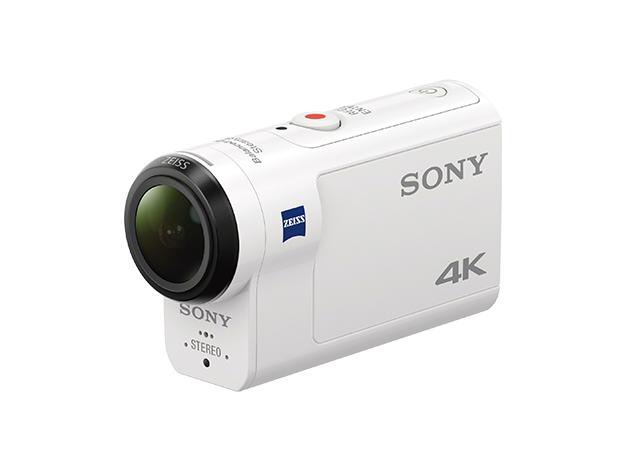 Sony デジタル4Kビデオカメラレコーダー アクションカム FDR-X3000/X3000R