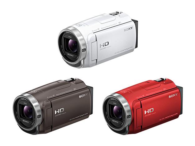 SONY  デジタルHDビデオカメラレコーダー HDR-CX680