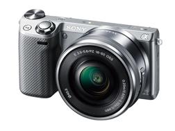 (S)シルバー<br> NEX-5RY(キットレンズ:E PZ 16-50mm F3.5-5.6 OSS + E 55-210mm F4.5-6.3 OSS)