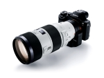 70-200mm F2.8 G SSM II装着イメージ