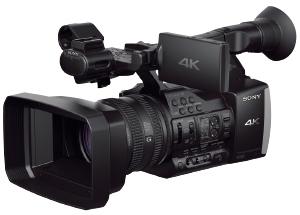 デジタル4Kビデオカメラレコーダー ハンディカム「FDR-AX1」