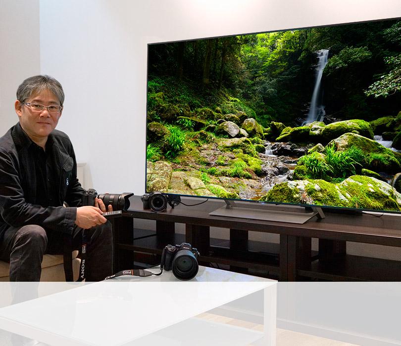 【特集記事】テレビで楽しむ新しい写真鑑賞