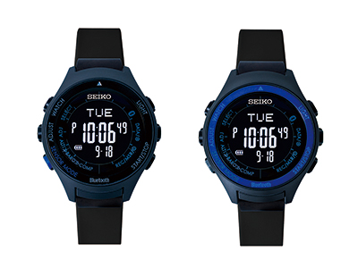 seiko wena wrist active Digital Solar head