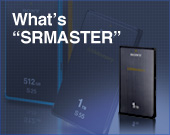 What's 'SRMASTER'
