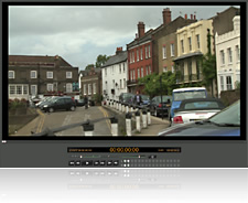 MPEG4 SStP MXF File Viewer Software 『SRV-10』 画面イメージ