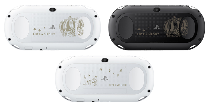�w������☆�v�����X���܂�♪MUSIC3�x��PlayStation®Vita�̃R���{���f���𐔗ʌ���Ŕ���