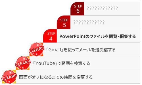 step3 gmail を使ってメールを送受信する xperia tablet特集