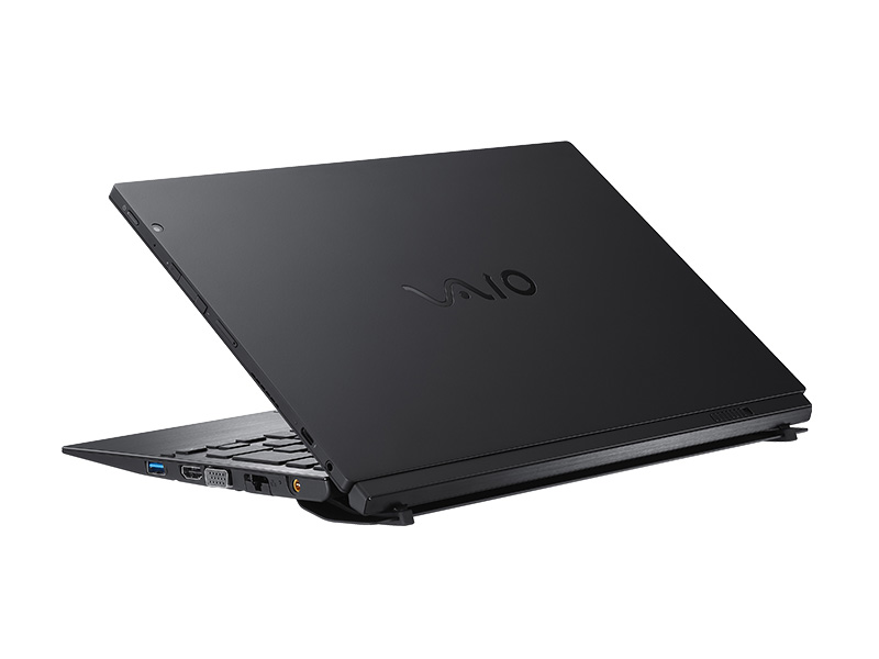 VAIO A12 | ALL BLACK EDITION