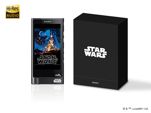 �E�H�[�N�}��®ZX�V���[�Y STAR WARS High-Resolution Collection