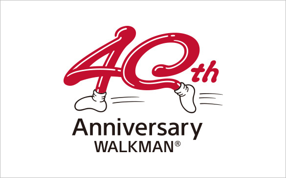 40th Anniversary WALKMAN<sup>®</sup>