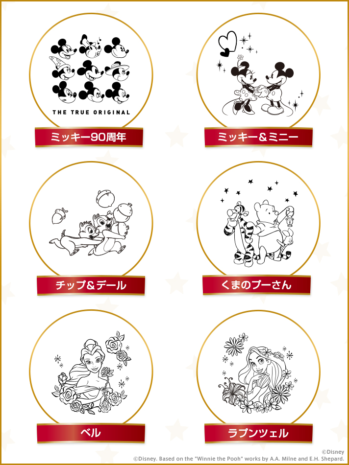 ウォークマン®Sシリーズ Memorial Gift Collection〔Disney Characters〕
