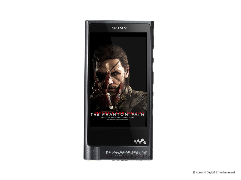 �E�H�[�N�}��&reg; ZX�V���[�YNW-ZX2 <br>METAL GEAR SOLID V�F THE PHANTOM PAIN Edition