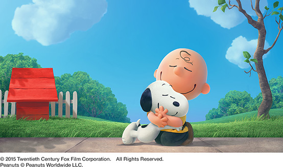 2015�N12�����J�̉f��wI LOVE �X�k�[�s�[ THE PEANUTS MOVIE�x���ʉf�����v���C���X�g�[��